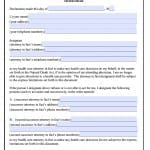 Alabama Medical Power of Attorney Form