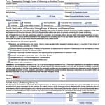 Connecticut Tax Power of Attorney Form