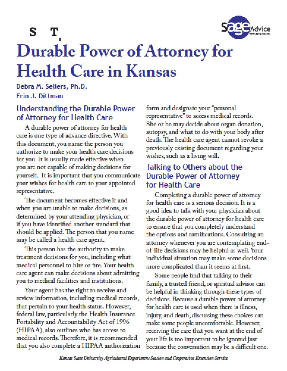 kansas medical power of attorney form power of attorney power of attorney
