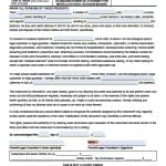 Kentucky Minor Child Power of Attorney Form