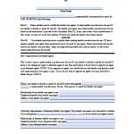 Minnesota Medical Power of Attorney Form