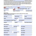 Missouri Minor Child Power of Attorney Form