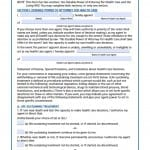 New Hampshire Medical Power of Attorney Form