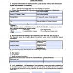 New Jersey Tax Power of Attorney Form
