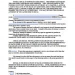 New Mexico Durable Financial Power of Attorney Form