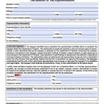 Ohio Tax Power of Attorney Form