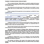 Tennessee Durable Financial Power of Attorney Form