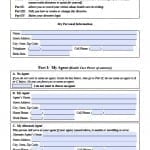 Utah Medical Power of Attorney Form