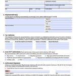 Utah Tax Power of Attorney Form