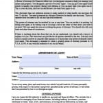 Free Vermont Power of Attorney Forms in Fillable PDF | 9 Types ...