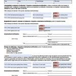 Washington Vehicle Power of Attorney Form