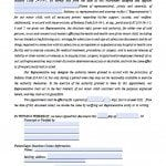 Indiana Minor Child Power of Attorney Form