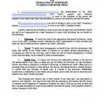 Maryland Minor Child Power of Attorney Form