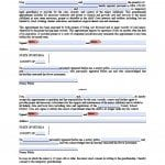 Nevada Minor Child Power of Attorney Form
